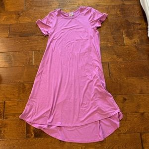 Lularoe Carly in Lilac Color